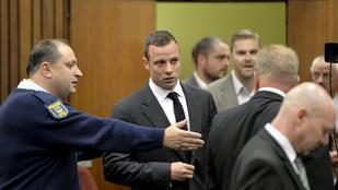 Oscar Pistorius marad házi őrizetben