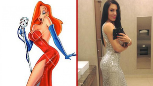 Bencsik Tamara vagy Jessica Rabbit segge jobb?