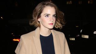 Emma Watson gyakorlatilag tökéletes