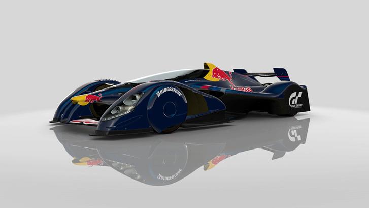 A Red Bull X1-ese 2010-ből