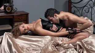 Ezeket a hibákat követik el a férfiak az ágyban