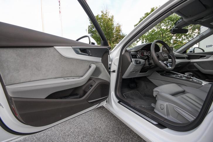 Minden a helyén: Audi