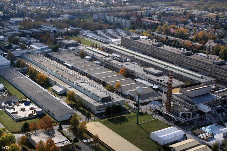 A General Electric (GE) Hungary Zrt. nagykanizsai gyára.