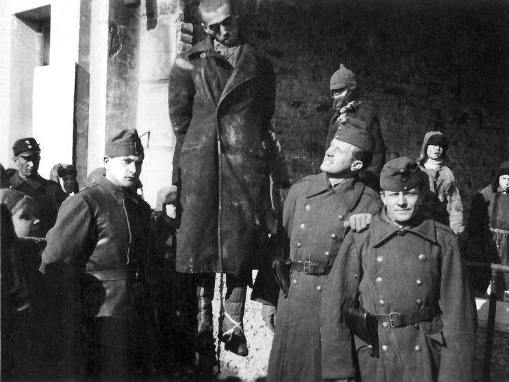 Zsidó partizán 1942-ből