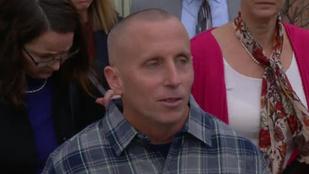 15 évig ült ártatlanul, öngyilkos testvére búcsúlevele miatt engedték ki