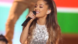 Ariana Grande nagyon máshogy néz ki hétköznap mint a színpadon