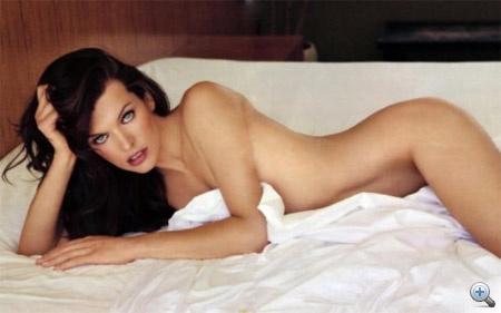 Kattintson Jovovich erotikus képeiért!