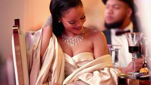 Egy pillanatra elhittük, hogy ezek a képek Rihanna esküvőjén készültek