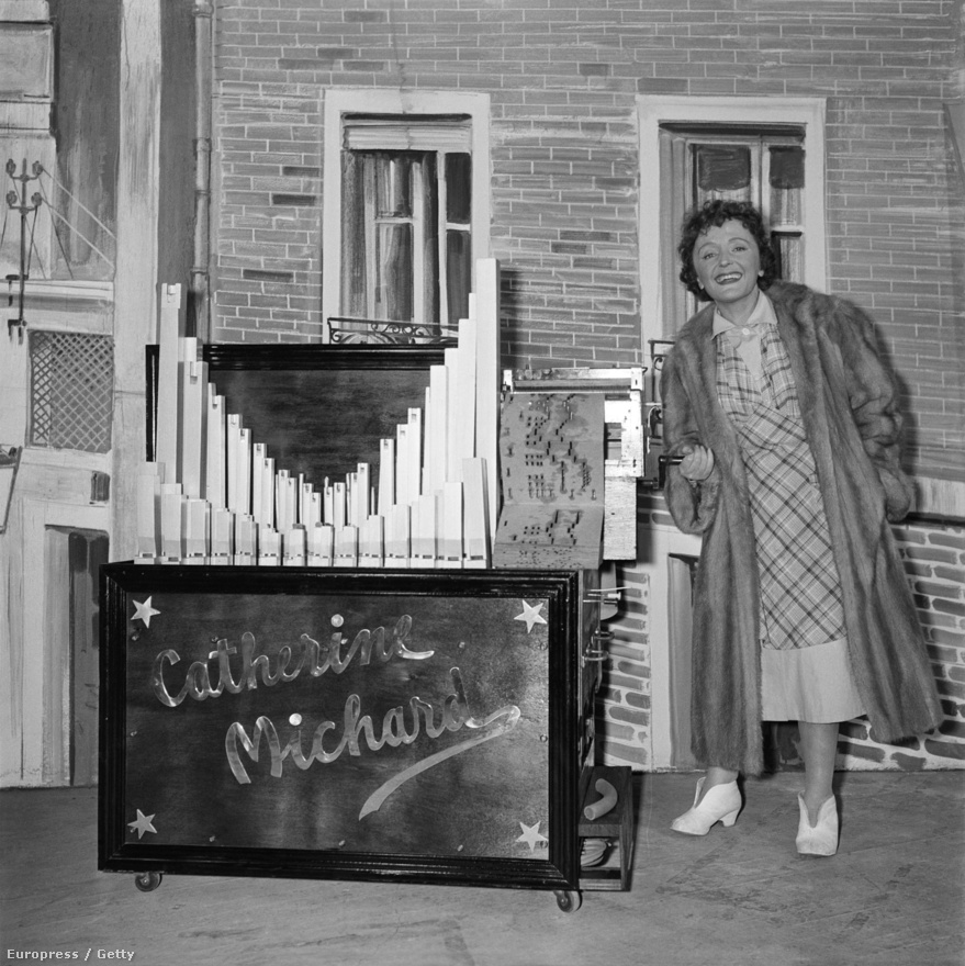 Edith a férjével a művészetben is megtalálta az összhangot: a felújított Cocteau-darabban közösen léptek színpadra. Ám Edith egészségi állapota közben folyamatosan romlott, többször is klinikában kezelték, 1955-ben egy évre el is tűnt a színpadról.