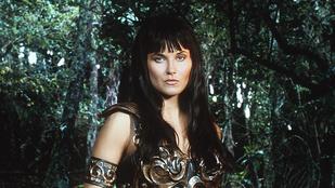 Neeee! Újra lesz Xena: A harcos hercegnő!