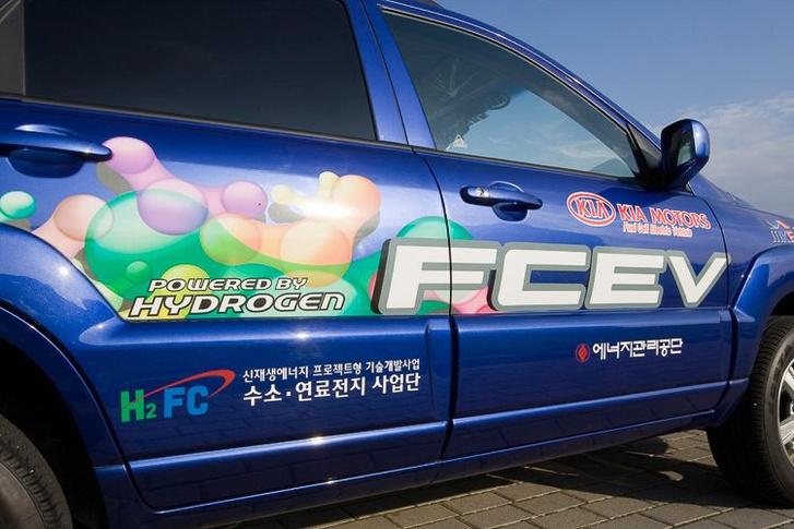 Régóta zajlanak a kísérletek a koreaiaknál is