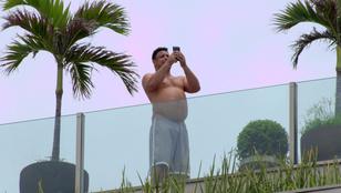 Ronaldo abbahagyta a diétát