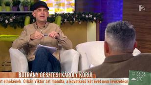 Vujity Tvrtko szakmailag és emberileg is beletört Gesztesibe