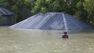 Soha nem volt még ennyi pusztító természeti katasztrófa a világban
