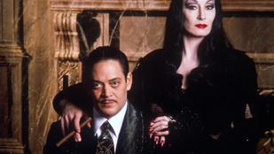 Az megvan, hogy az Addams Family főszereplőjének kiesett a szeme?