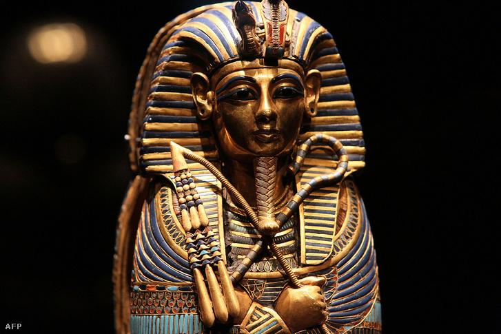 Tutanhamon szarkofágja