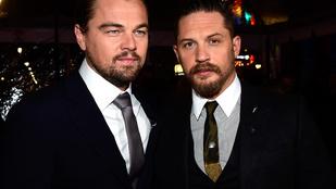 Leonardo DiCaprio és Tom Hardy együtt már szinte feldolgozhatatlan