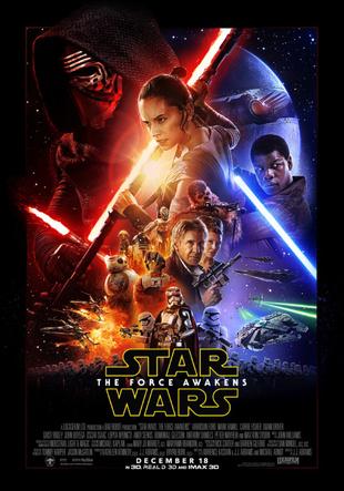 Star-Wars Az-ebredo-Ero-poszter