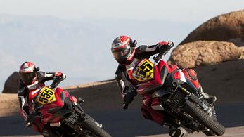 Lesznek-e még valaha motorosok a Pikes Peaken?