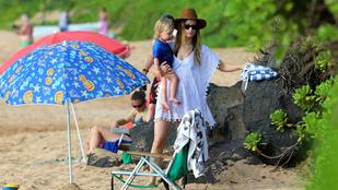 Olivia Wilde visszaszólt azoknak, akik pucér fenekű gyermeke miatt kritizálták
