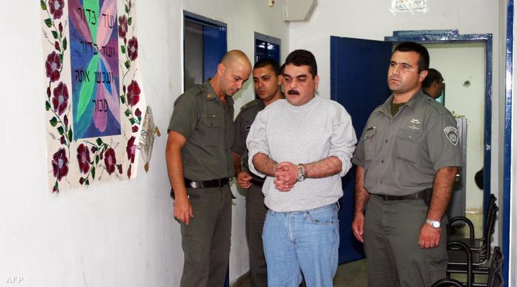 Szamir Kantar a 2008-as fogolycserén