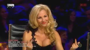 VV Gigi csak Horgas Eszter melleit tudta nézni