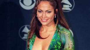 Amikor Jennifer Lopez mellei először tették jobb hellyé az internetet