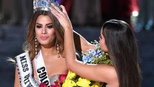 Mégis Miss Columbia az igazi királylány