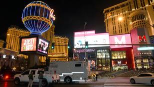Szándékosan tarolt le 37 embert a Las Vegas-i gázoló