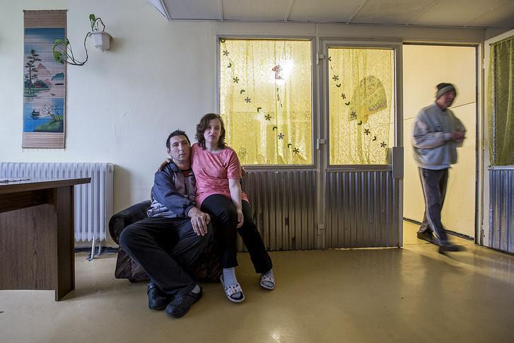 Jani és Vivi itt, a foteleknél töltik együtt a legtöbb időt