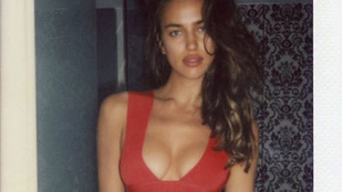 Irina Shayk teste már tiniként is ütött