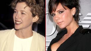 Ha Victoria Beckham és Annette Bening összeolvadna, ezt a sztárt kapnánk