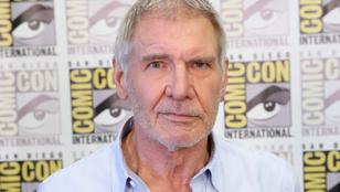 Észrevette már ezt a furcsaságot Harrison Ford arcán?