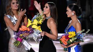 A német Miss Universe szerint nem is szavazott senki a fülöp-szigeteki versenyzőre