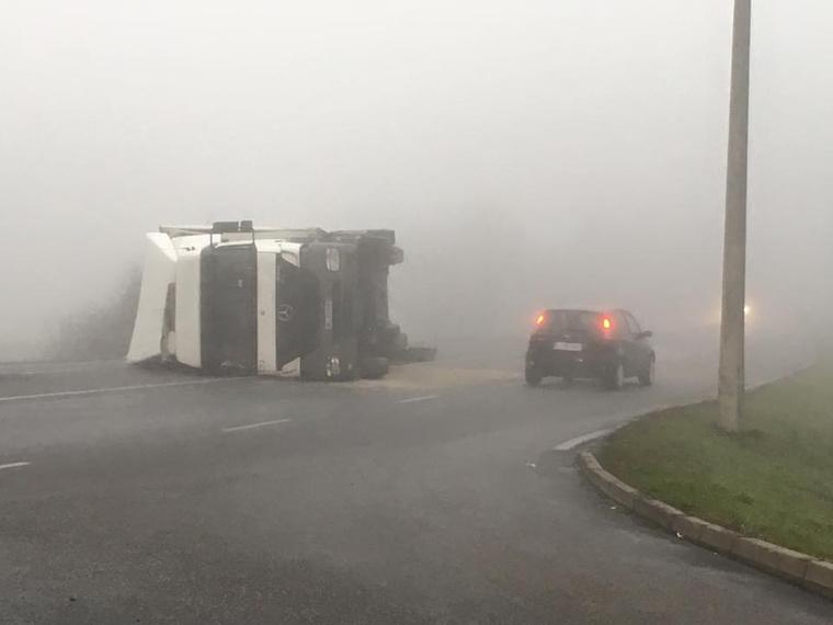 kamion baleset2