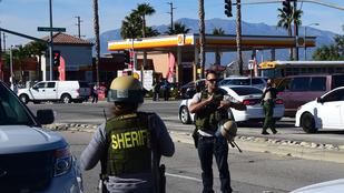 Az amerikai mészárlások 2015-ben 43 emberéletet követeltek