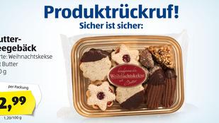 Szalmonellás volt az osztrák ALDI Magyarországon gyártott keksze
