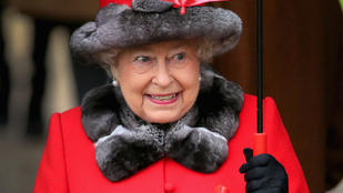 Templomban és a focipályán töltötte a karácsonyt a brit királyi család