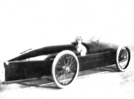 Fred Mariott és a Stanley Steamer