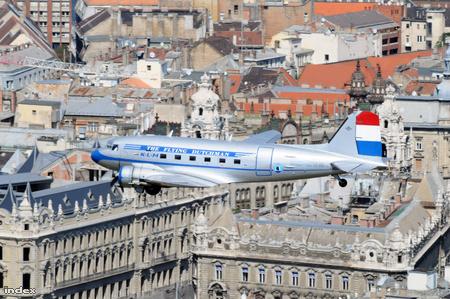 A francia DC-3-as