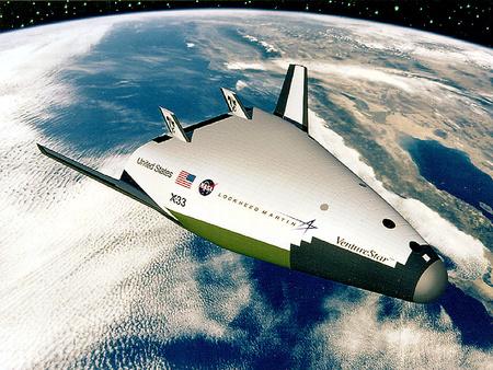 X-33 Venture Star
