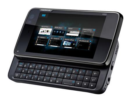 Nokia N900 1