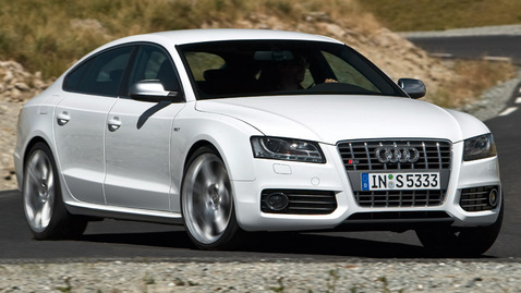 Audi S5 Sportback 2010