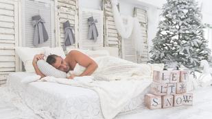 Hajdú Péter vajon tudja, hogy ugyanabban az ágyban fekszik, mint egykor Gáspár Győző?
