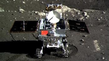 Selyemhernyókat keltetne a Holdon Kína