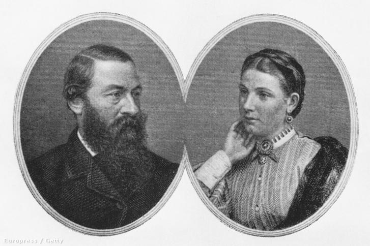 Samuel és Florencez Baker