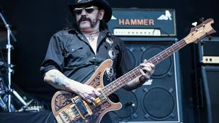 Elhunyt Lemmy, a Motörhead legendás frontembere