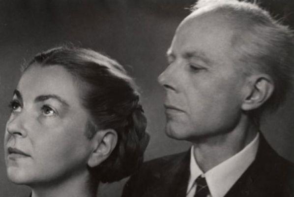 Pásztory Ditta és Bartók Béla