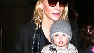 Cate Blanchett kislánya miatt új cukiságmérő kell
