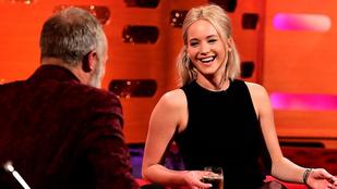 Jennifer Lawrence utálja a szilvesztert mert csak részeg lesz és csalódott